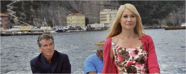 Pierce Brosnan estrela comédia romântica de diretora de filme ganhador do Oscar