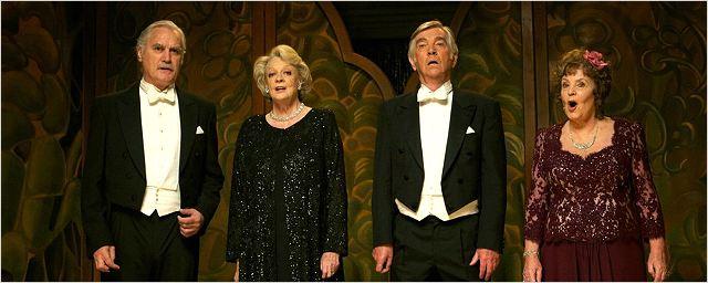 O Quarteto: Dustin Hoffman estreia na direção com homenagem à música e ao teatro