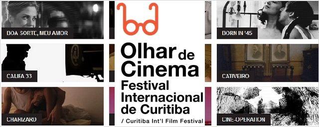 Vem aí o Olhar de Cinema 2013 - Festival Internacional de Curitiba