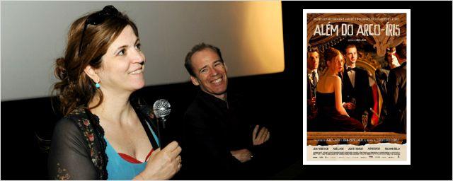 Entrevista exclusiva: A diretora e atriz Agnès Jaoui fala sobre a comédia Além do Arco-íris