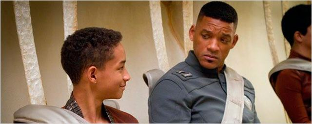 Exclusivo - Will Smith e Jaden Smith falam sobre Depois da Terra