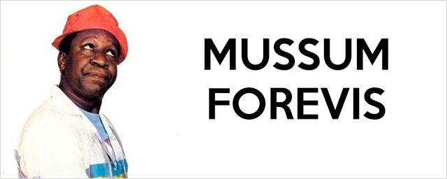 Forevis! 20 anos sem Mussum