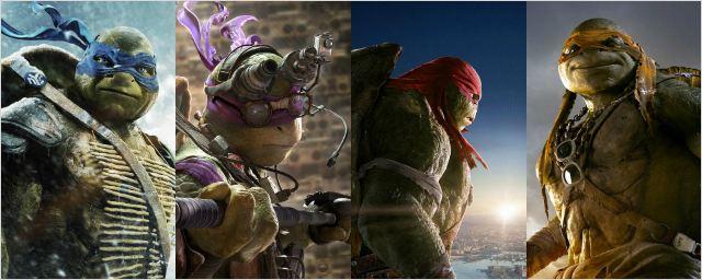 As Tartarugas Ninja vai ganhar uma sequência!
