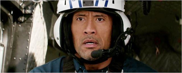 Dwayne Johnson encara catástrofe no primeiro trailer de Terremoto - A Falha de San Andreas