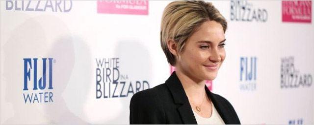 AdoroHollywood: Shailene Woodley fala sobre Pássaro Branco na Nevasca