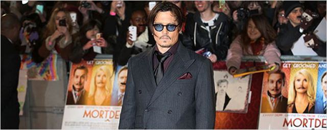 AdoroHollywood: Johnny Depp, Gwyneth Paltrow e Paul Bettany falam sobre Mortdecai