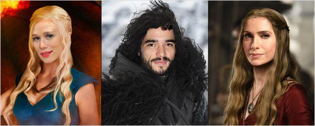 Game of Thrones: Como seria o elenco da versão brasileira da série?