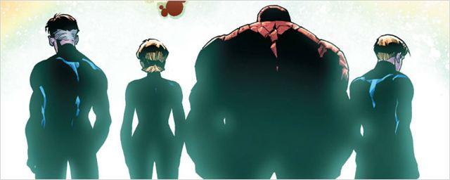 Adeus, Quarteto Fantástico! Marvel para de produzir quadrinhos dos heróis