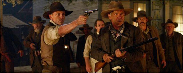Produtor de Cowboys & Aliens se arrepende de ter feito o filme