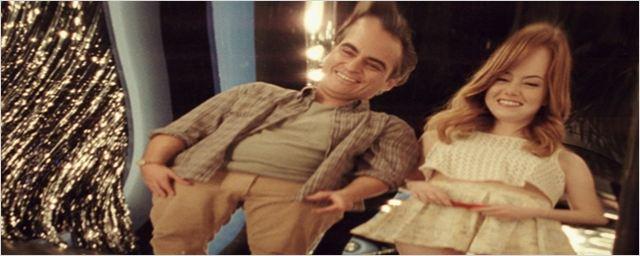 Exclusivo: Homem Irracional ganha novo trailer legendado, com Joaquin Phoenix e Emma Stone