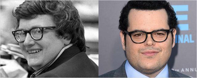 Josh Gad dará vida ao saudoso crítico de cinema Roger Ebert na comédia Russ & Roger