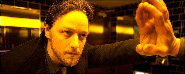James McAvoy negocia para estrelar o novo thriller sobrenatural de M. Night Shyamalan