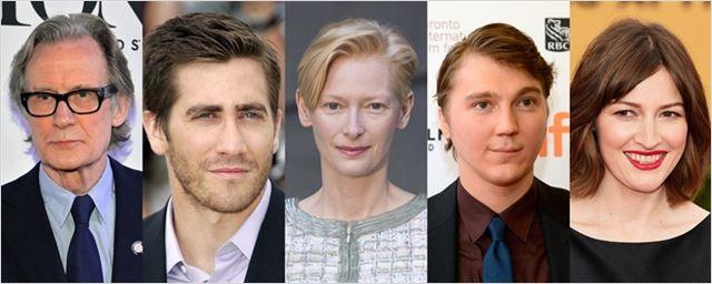 Que elenco! Jake Gyllenhaal, Paul Dano e Tilda Swinton vão atuar juntos em filme de monstro