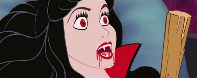 E se as princesas da Disney fossem vilãs clássicas dos filmes de terror?