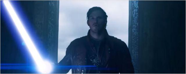 Guardiões da Força? Trailer une cenas de Guardiões da Galáxia e Star Wars - O Despertar da Força