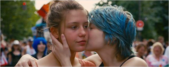 Dois anos após ser premiado no Festival de Cannes, polêmico Azul é a Cor Mais Quente é retirado de circulação na França