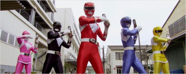 Lionsgate adia lançamento do filme dos Power Rangers
