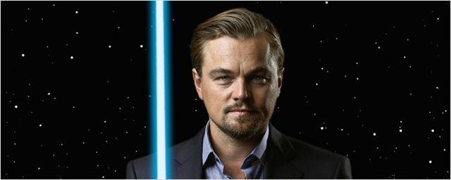 Leonardo DiCaprio negou o papel de Anakin Skywalker na segunda trilogia Star Wars