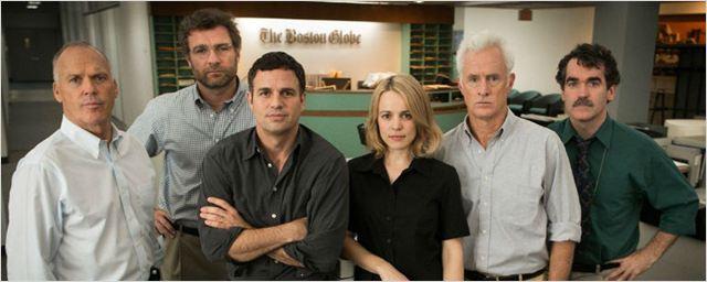 Spotlight – Segredos Revelados é eleito o melhor filme pela National Society of Film Critics