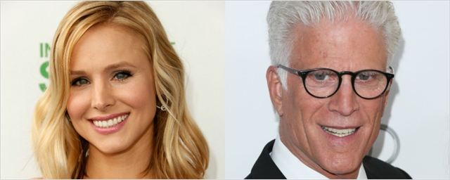 Kristen Bell e Ted Danson vão estrelar Good Place, nova comédia da NBC