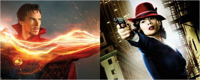 Nova temporada de Agent Carter terá conexão com Doutor Estranho