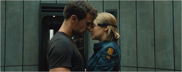 A Série Divergente: Convergente tem novo trailer com pegada romântica