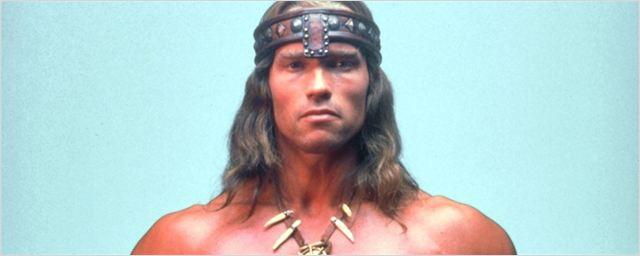 """Arnold Schwarzenegger diz que sequência de Conan, o Bárbaro busca """"o diretor certo"""""""
