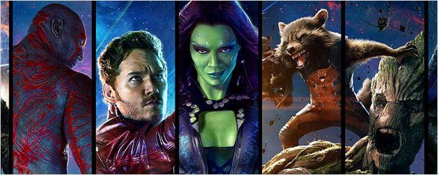 James Gunn fala sobre anúncio de elenco e que está pronta a cena pós-créditos de Guardiões da Galáxia - Vol. 2