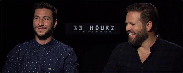 Entrevista exclusiva: Elenco de 13 Horas fala sobre o mais novo filme de Michael Bay
