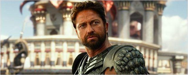 Deuses do Egito: Gerard Butler e muitos efeitos especiais no comercial do Super Bowl