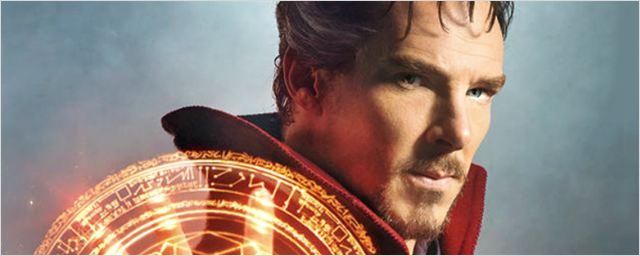Benedict Cumberbatch surge de uniforme no set de filmagens do Doutor Estranho