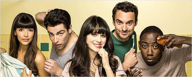 New Girl é renovada para a sexta temporada