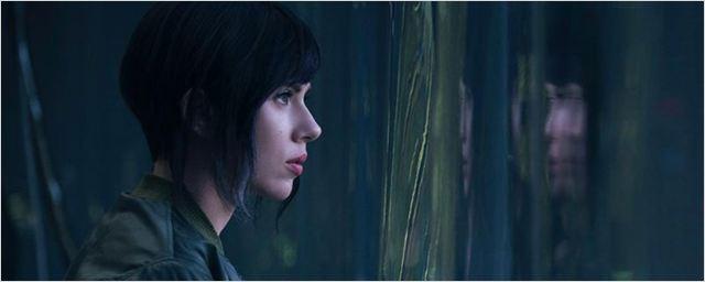 Saiu a primeira imagem de Scarlett Johansson em Ghost in the Shell
