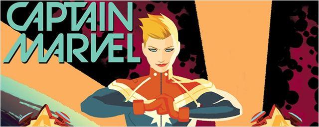 Rumor: Capitã Marvel poderá ter atriz e diretora com o mesmo nome