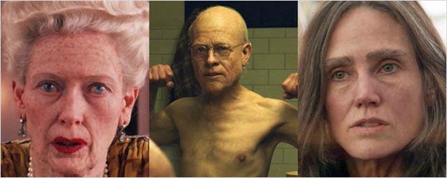 21 atores que envelheceram com a magia do cinema