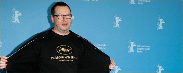 Novo filme de Lars von Trier já tem distribuição no Brasil