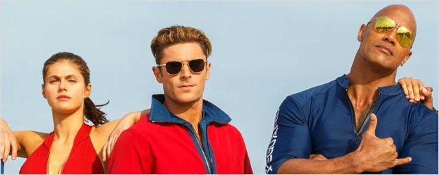 Dwayne Johnson, Zac Efron e cia fazem pose em nova foto oficial de Baywatch