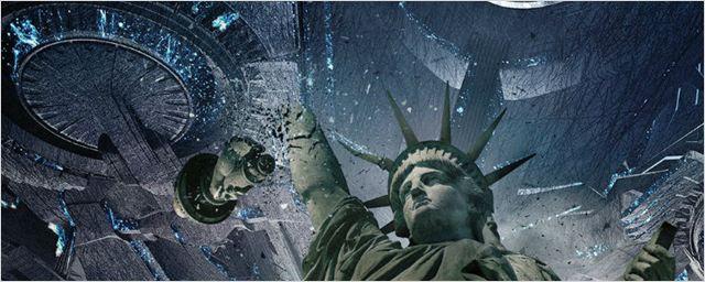Novos pôsteres de Independence Day: O Ressurgimento trazem alvos de destruição dos alienígenas
