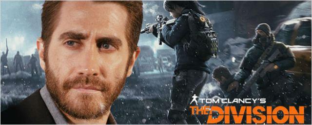 Jake Gyllenhaal pode estrelar adaptação do jogo The Division para as telonas