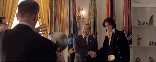Exclusivo: Presidente dos Estados Unidos fala mal do Rei do Rock em clipe de Elvis & Nixon