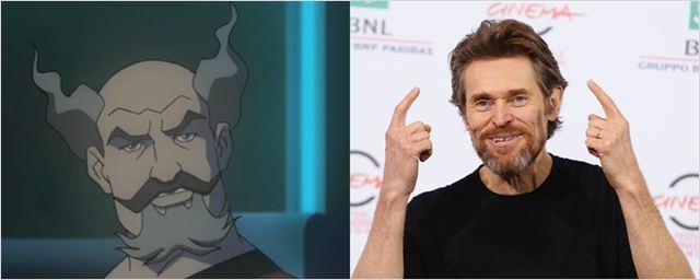 Personagem de Willem Dafoe no Universo Cinematográfico DC é revelado