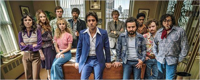 Volta que deu ruim! HBO cancela Vinyl após uma temporada