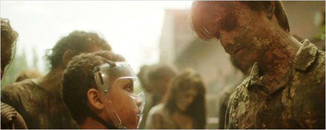 Glenn Close busca a cura para o apocalipse zumbi no trailer de The Girl With All The Gifts