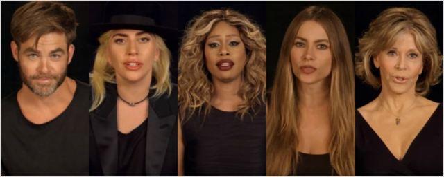 Vídeo reúne 49 celebridades para homenagear cada uma das vítimas do massacre de Orlando