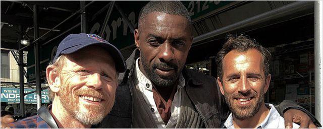 A Torre Negra: Novas imagens das filmagens trazem Idris Elba como o Pistoleiro