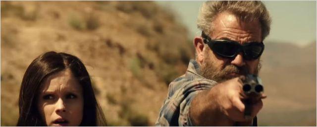 Mel Gibson, uma jovem em perigo e muita ação no novo trailer de Herança de Sangue