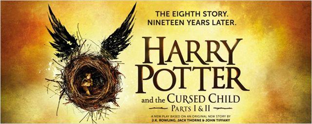 Harry Potter and the Cursed Child: Warner Bros. registra marca e garante direitos sobre a história