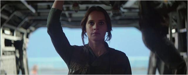 Rogue One - Uma História Star Wars ganha vídeo de bastidores com imagens inéditas e novo cartaz!