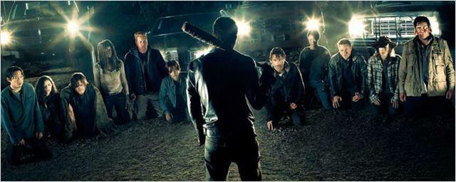 Negan tem vários reféns nas imagens da nova temporada de The Walking Dead