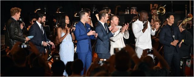 Comic-Con 2016: Première de Star Trek: Sem Fronteiras conta com orquestra ao vivo